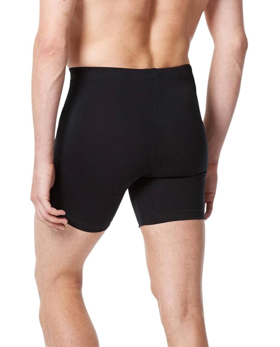 Mens High Waist Dance Shorts Dave back-mens-high-waist-dance-shorts-dave