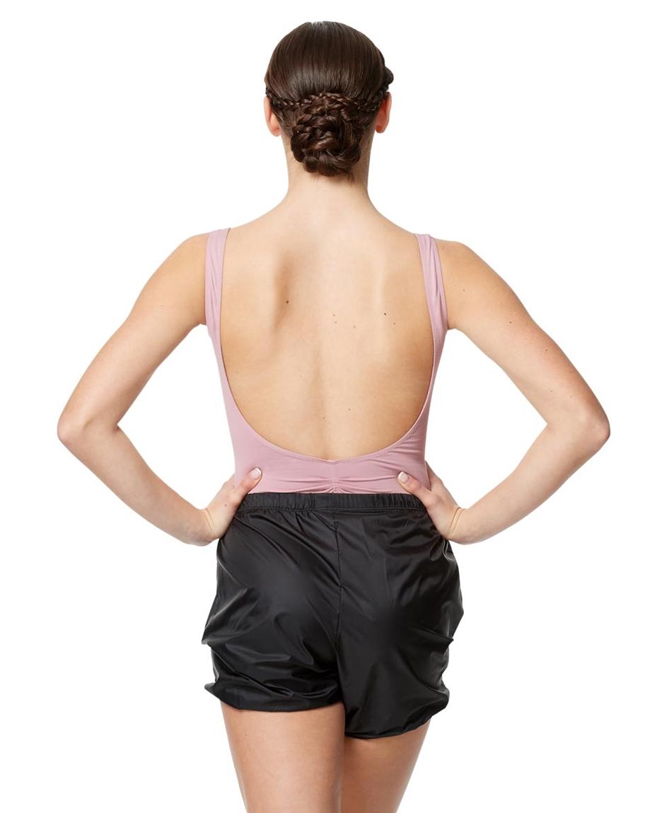 Short Nylon Sweatpants Esther For Women 2-short-nylon-sweatpants-esther-for-women