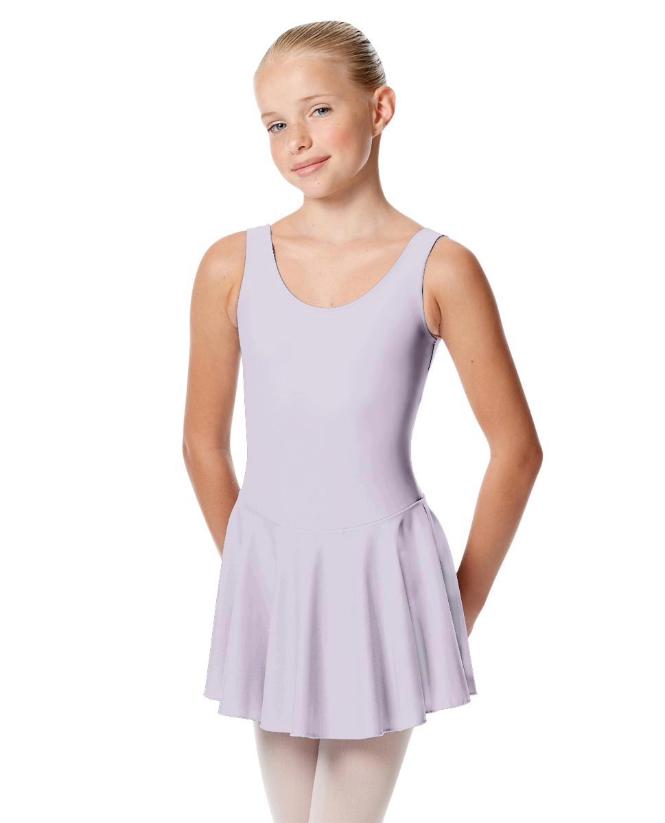 Child Skirted Ballet Tank Leotard Yasmin LIL