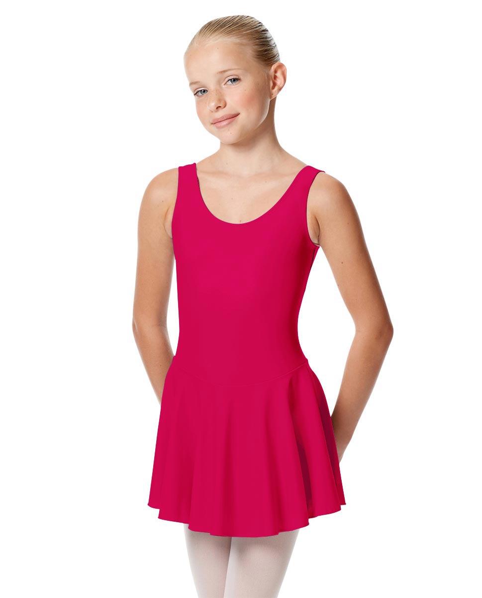 Child Skirted Ballet Tank Leotard Yasmin MUL