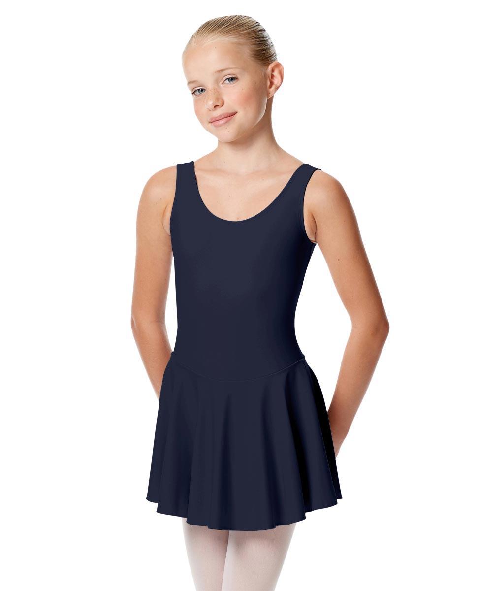 Child Skirted Ballet Tank Leotard Yasmin NAY