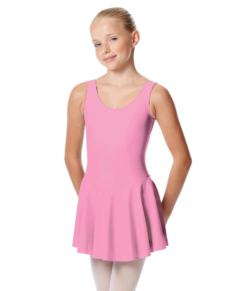 Child Skirted Ballet Tank Leotard Yasmin ORC