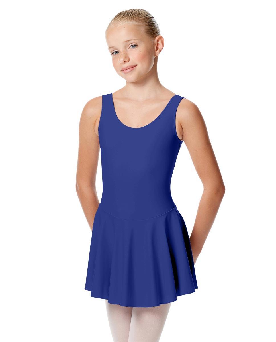 Child Skirted Ballet Tank Leotard Yasmin ROY