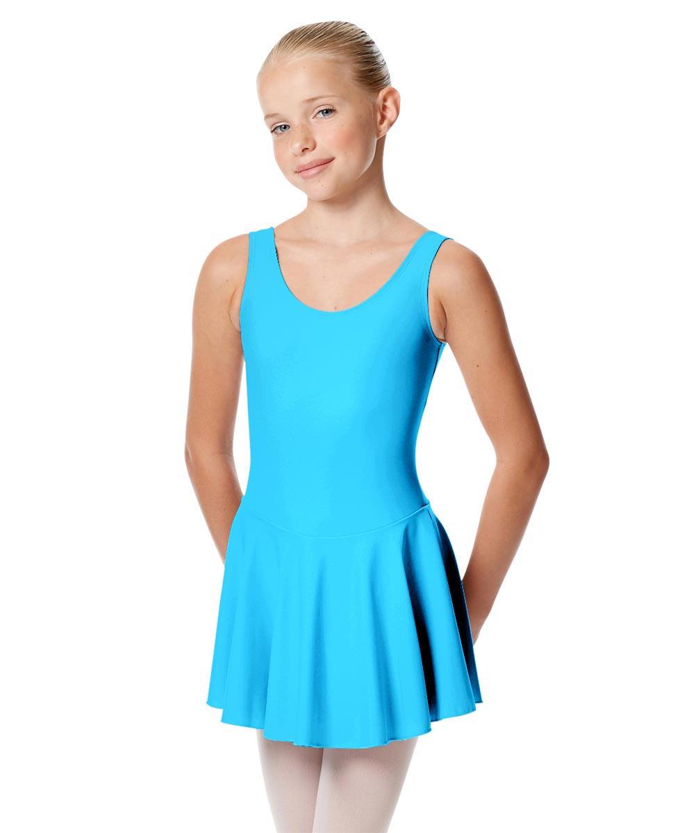 Child Skirted Ballet Tank Leotard Yasmin TUR-
