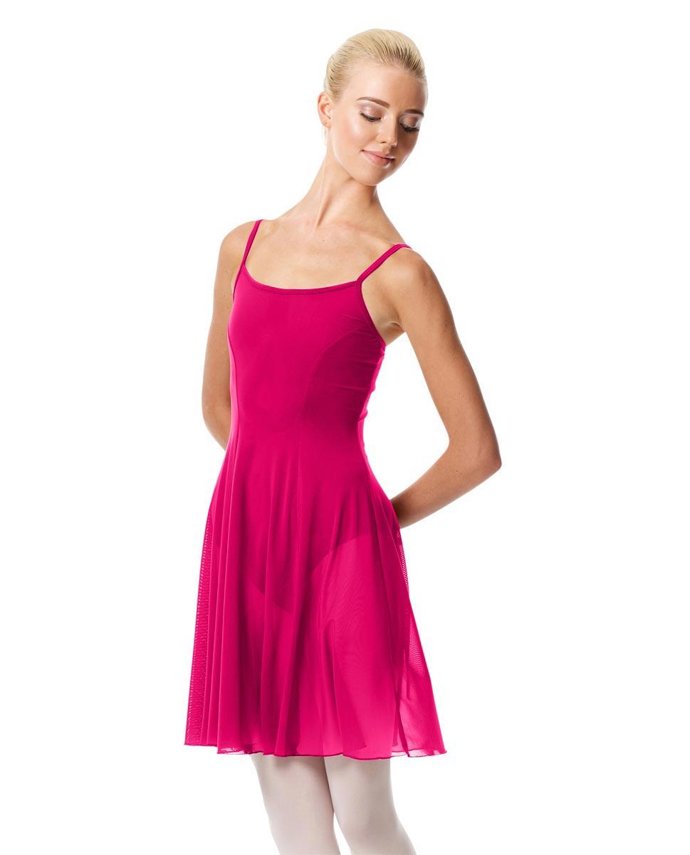 Womens Camisole Short Dance Dress Danielle MUL