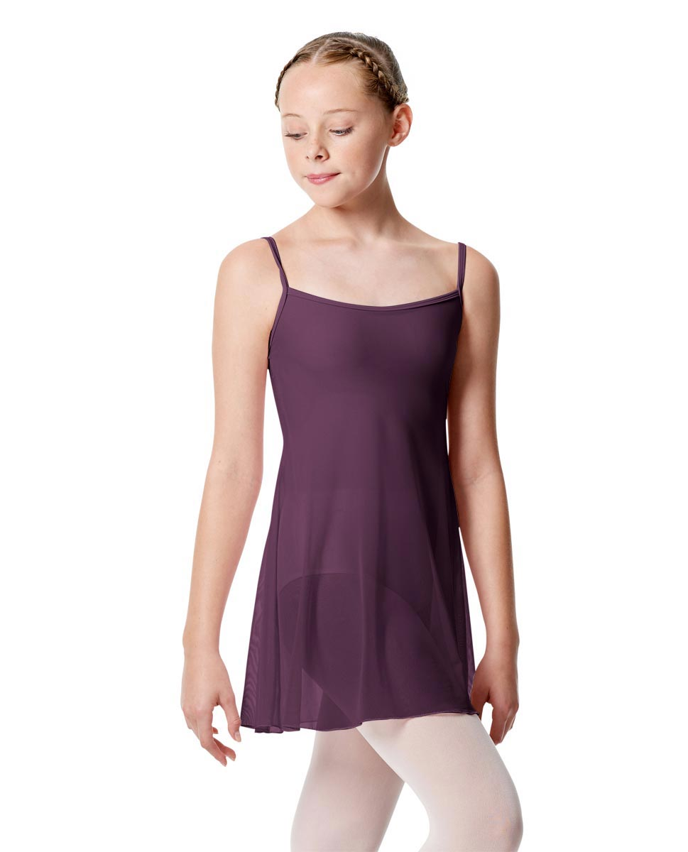 Girls Camisole Short Ballet Dress Danielle AUB
