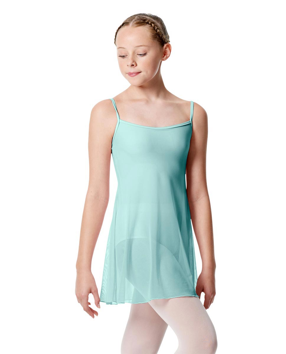 Girls Camisole Short Ballet Dress Danielle CYB