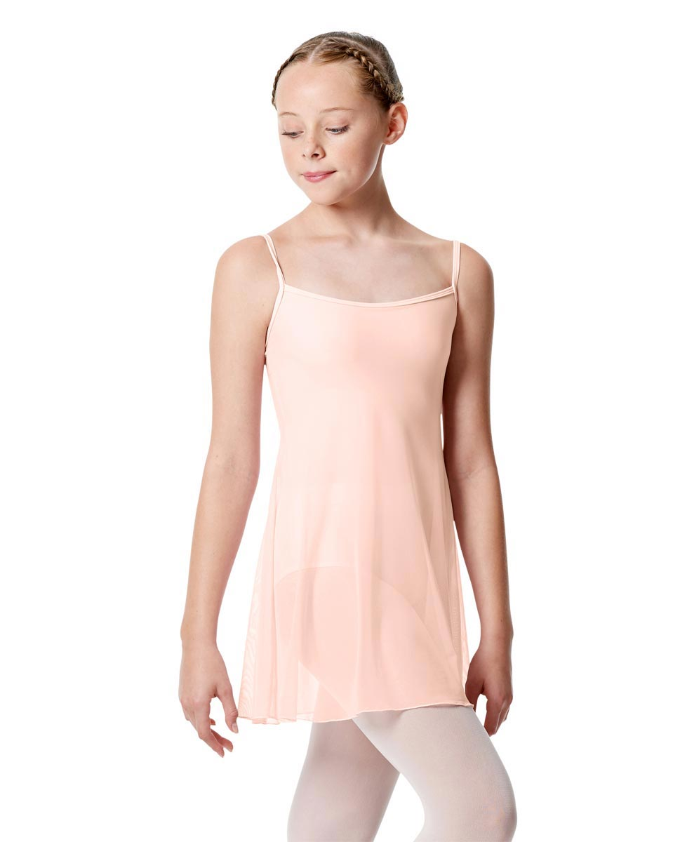 Girls Camisole Short Ballet Dress Danielle PNK