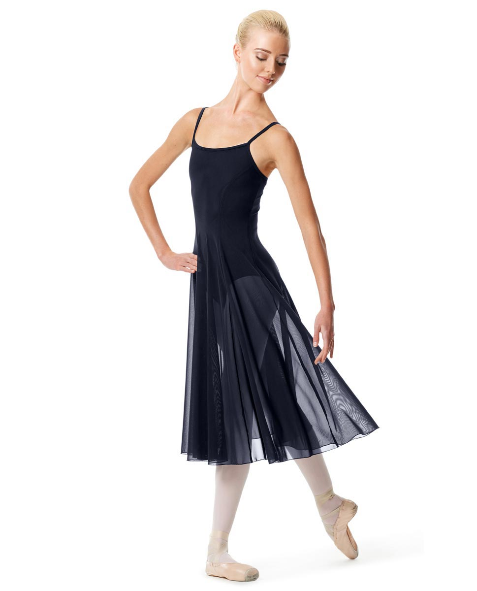Womens Camisole Long Dance Dress Leily NAY