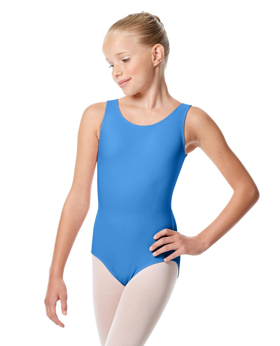 Child Tank Dance Leotard Alessandra LBLU
