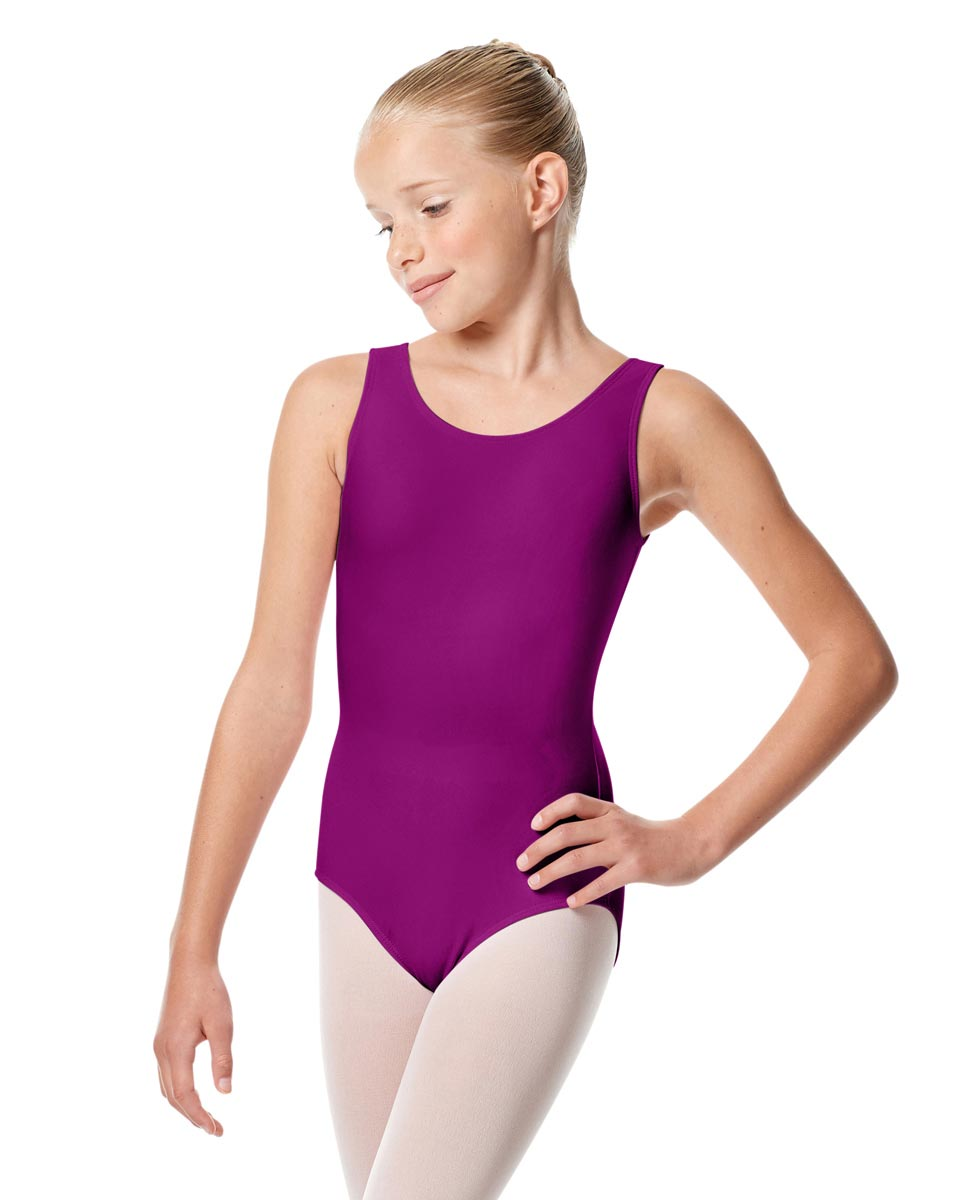 Child Tank Dance Leotard Alessandra MAG