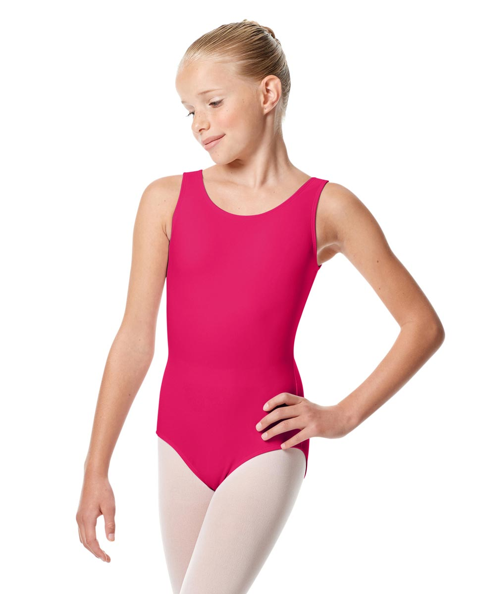 Child Tank Dance Leotard Alessandra MUL