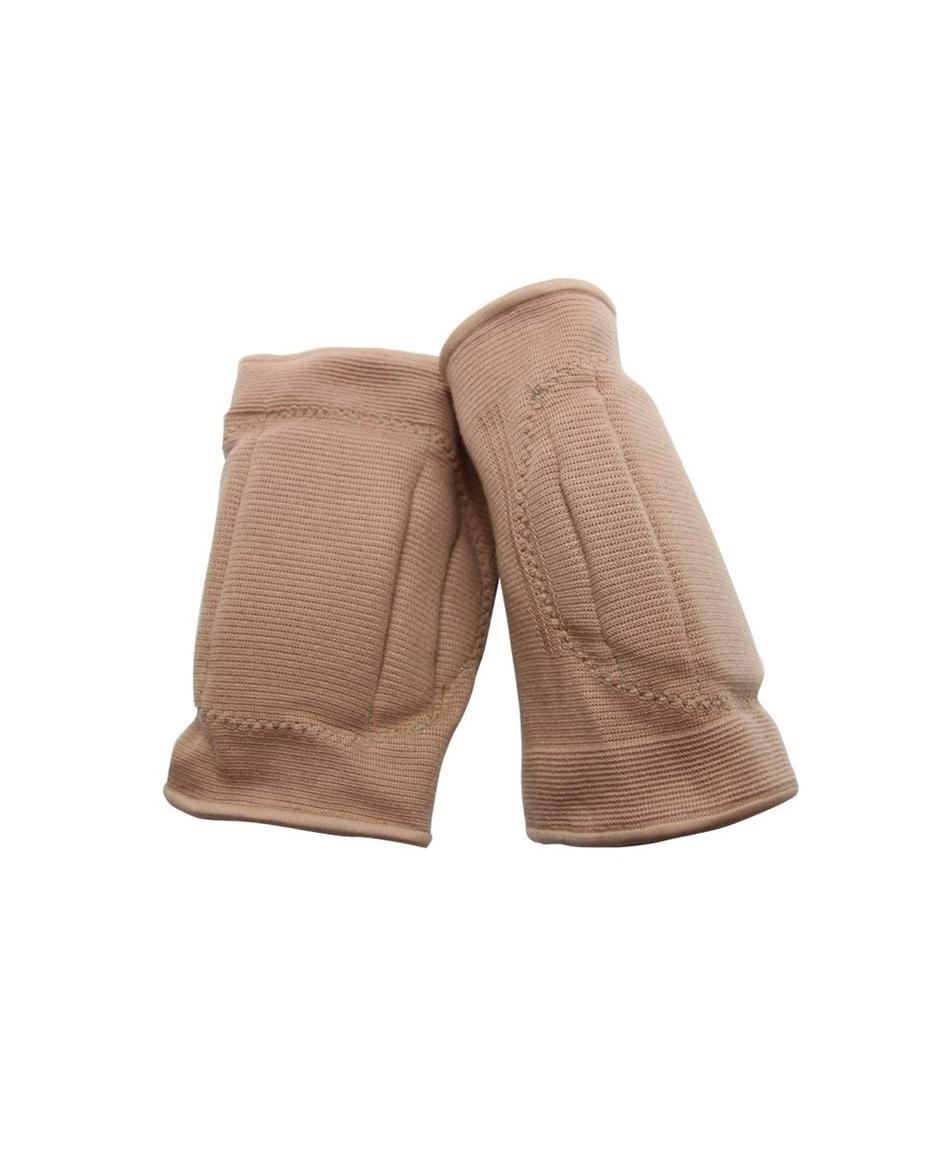 Dance Knee Pads beige