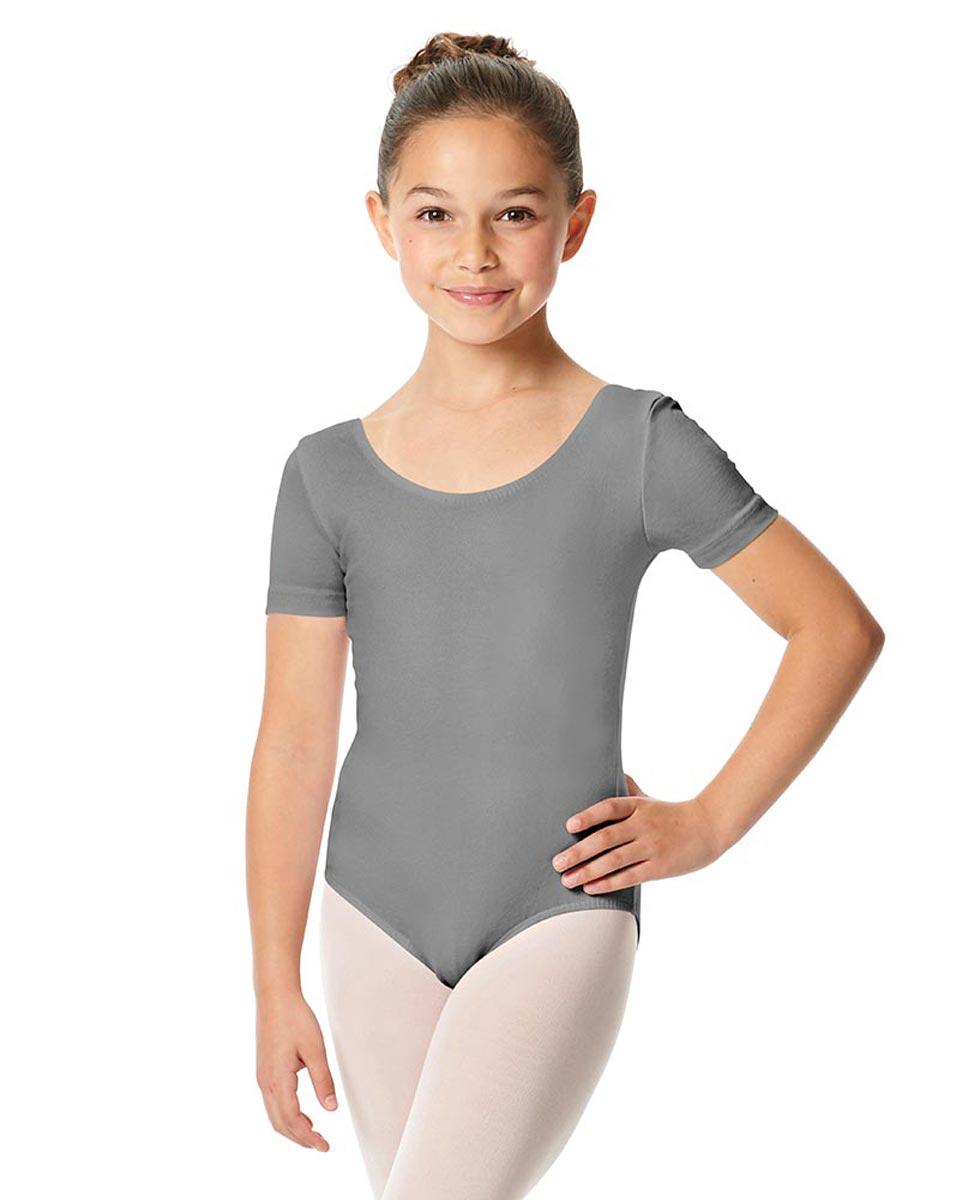 Child Short Sleeve Ballet Leotard Lauretta GRE