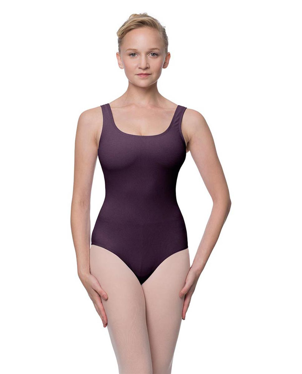 Adult Classic Tank Dance Leotard Barbara AUB