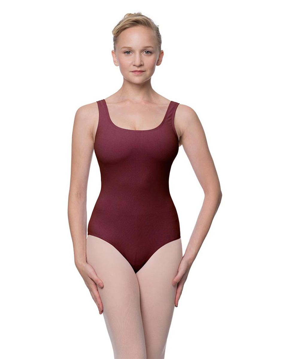 Adult Classic Tank Dance Leotard Barbara BUR