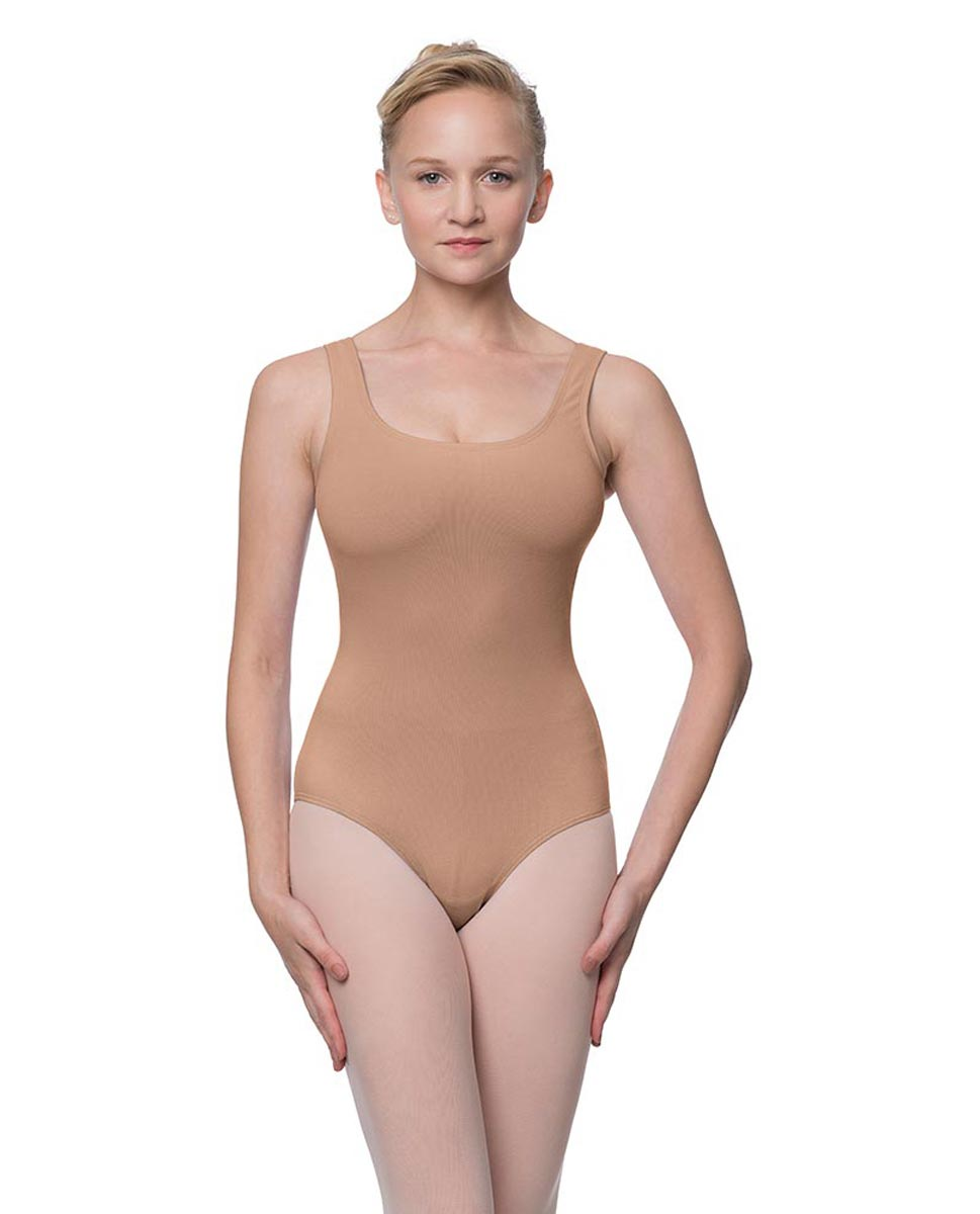 Adult Classic Tank Dance Leotard Barbara DNUD