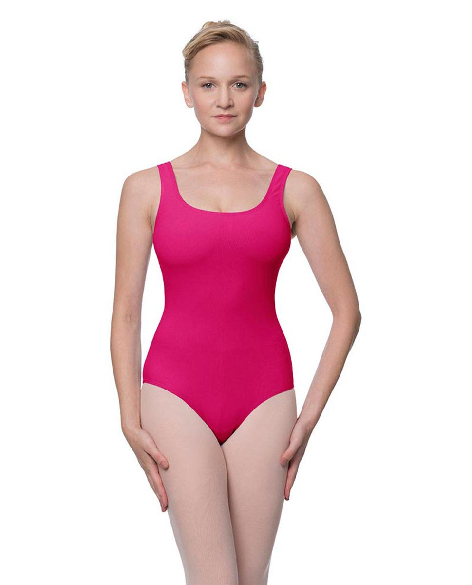 Adult Classic Tank Dance Leotard Barbara FUC