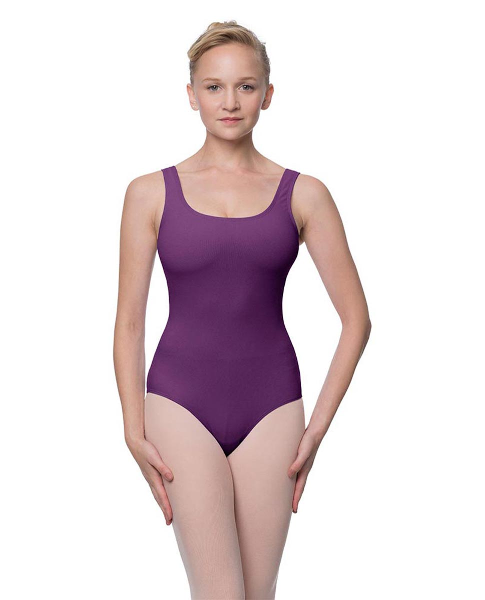 Adult Classic Tank Dance Leotard Barbara GRAP