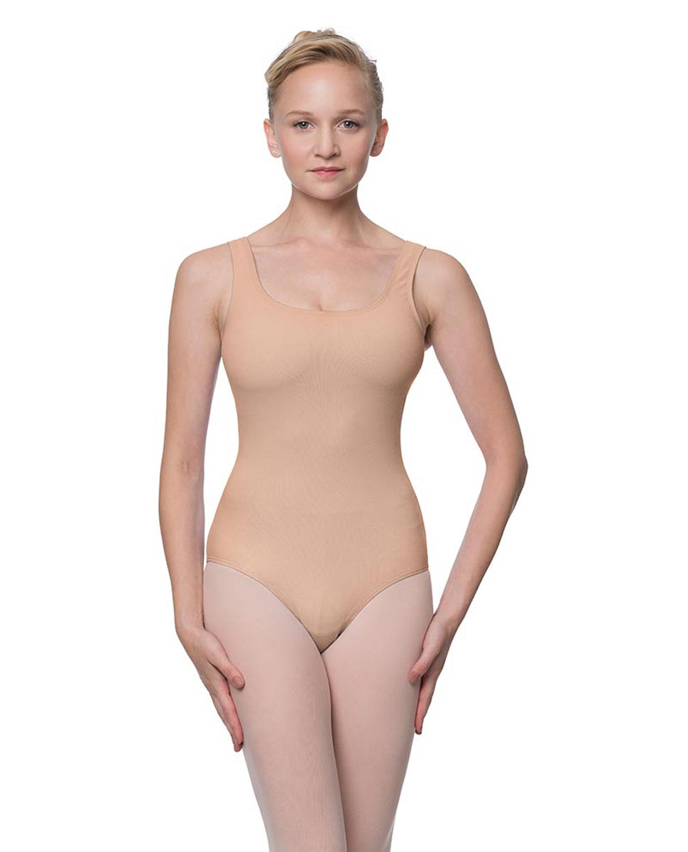 Adult Classic Tank Dance Leotard Barbara LNUD