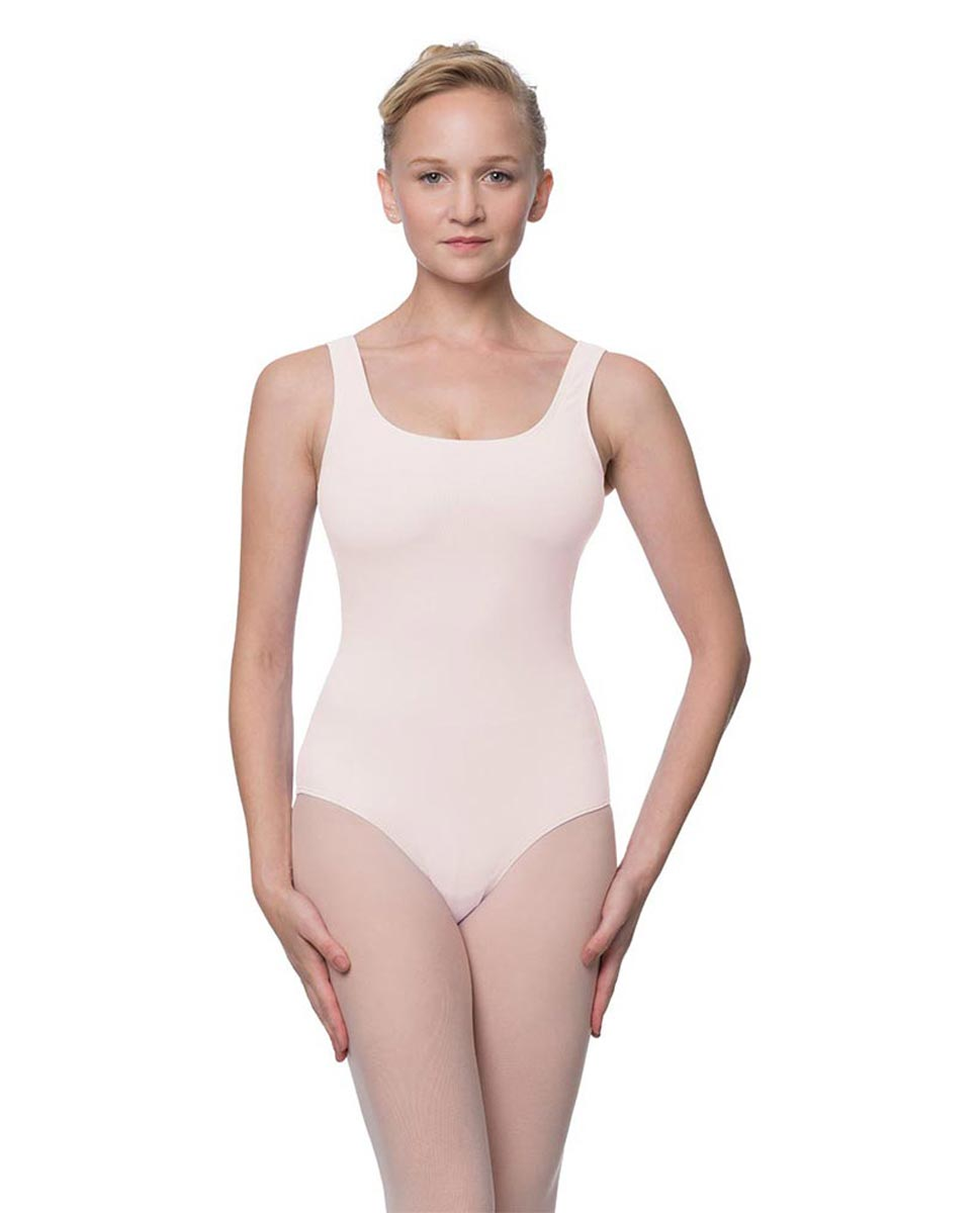 Adult Classic Tank Dance Leotard Barbara LPNK