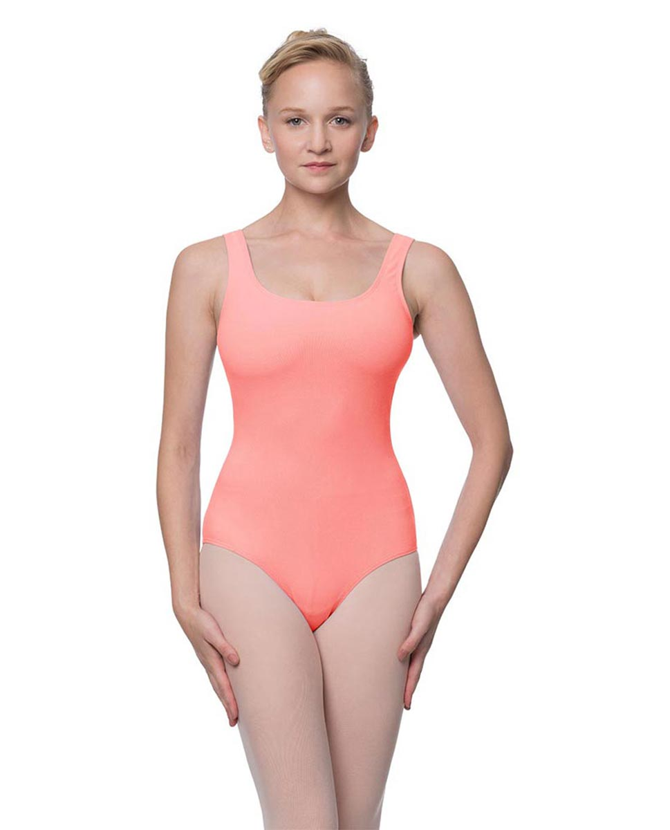 Adult Classic Tank Dance Leotard Barbara PEAC