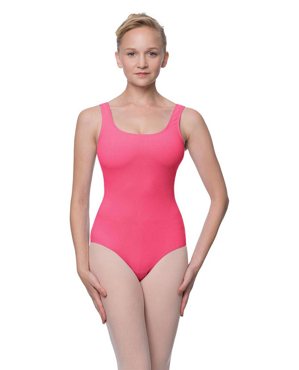 Adult Classic Tank Dance Leotard Barbara ROS