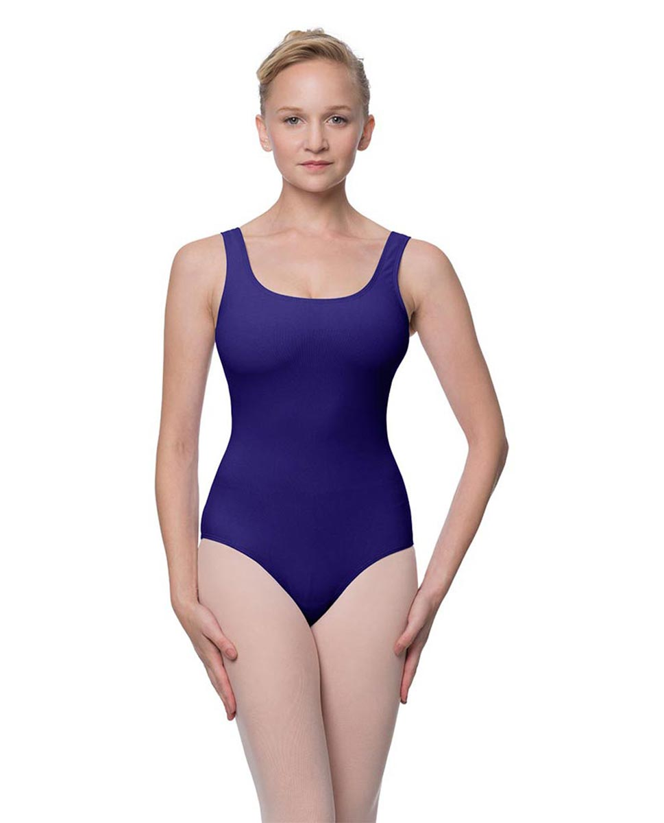 Adult Classic Tank Dance Leotard Barbara ROY