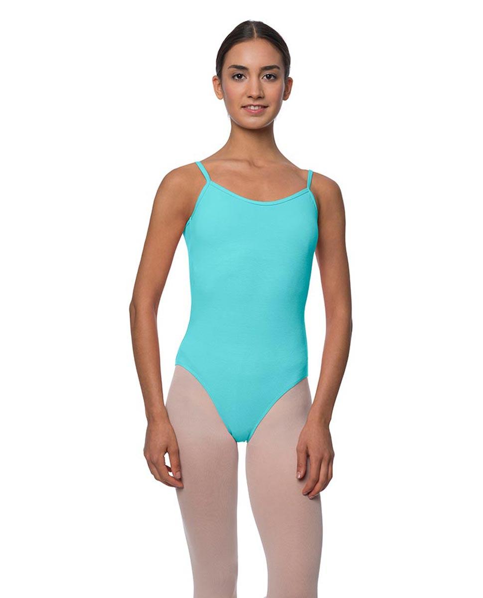 Adults Velvety Camisole Ballet Leotard Lily AQU