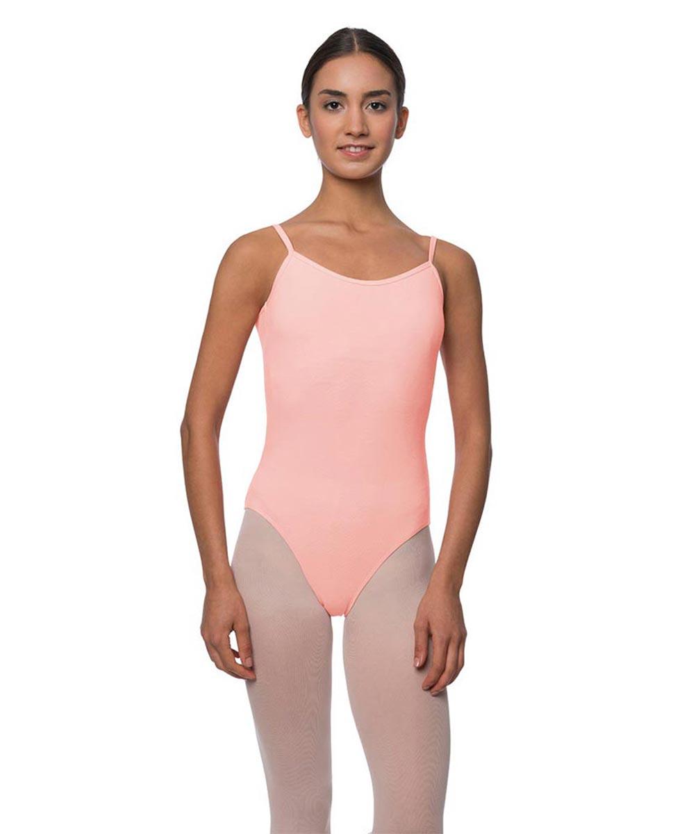 Adults Velvety Camisole Ballet Leotard Lily BPINK