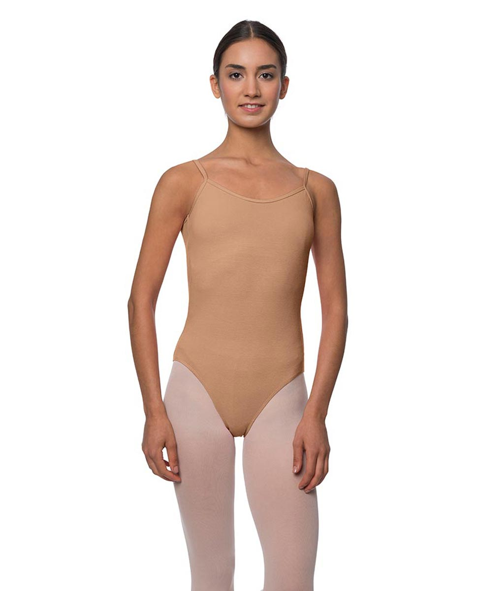 Adults Velvety Camisole Ballet Leotard Lily DNUD