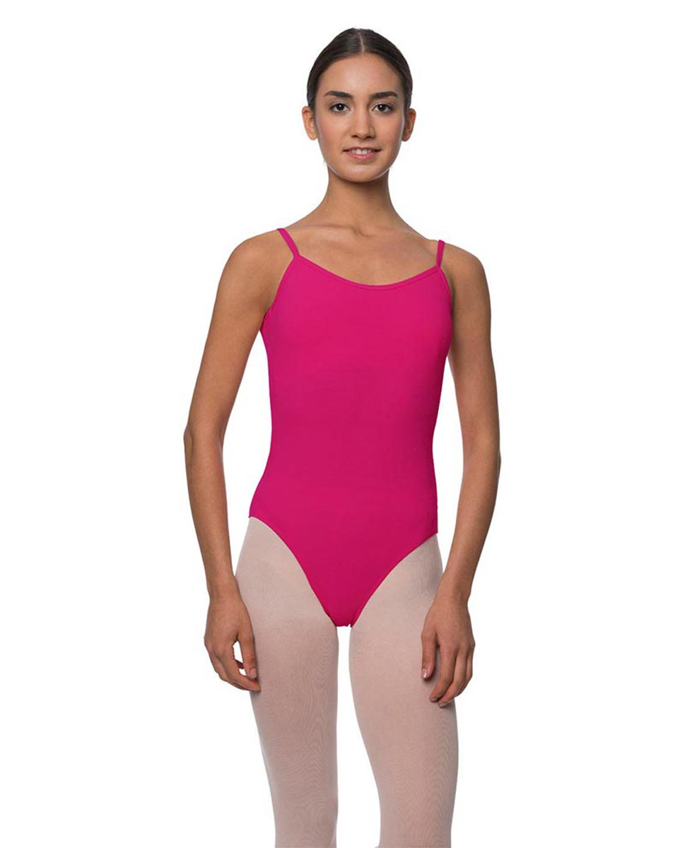 Adults Velvety Camisole Ballet Leotard Lily FUC