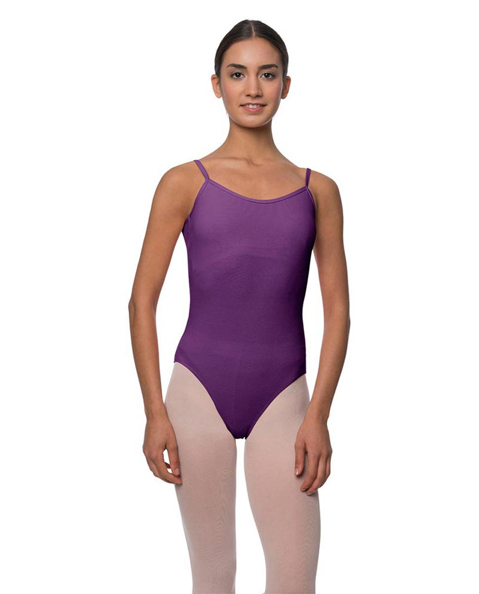 Adults Velvety Camisole Ballet Leotard Lily GRAP