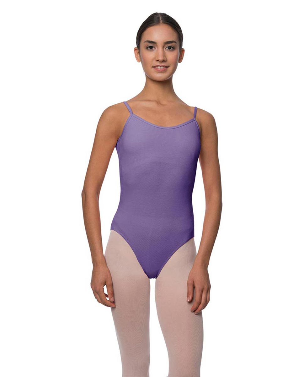 Adults Velvety Camisole Ballet Leotard Lily LAV