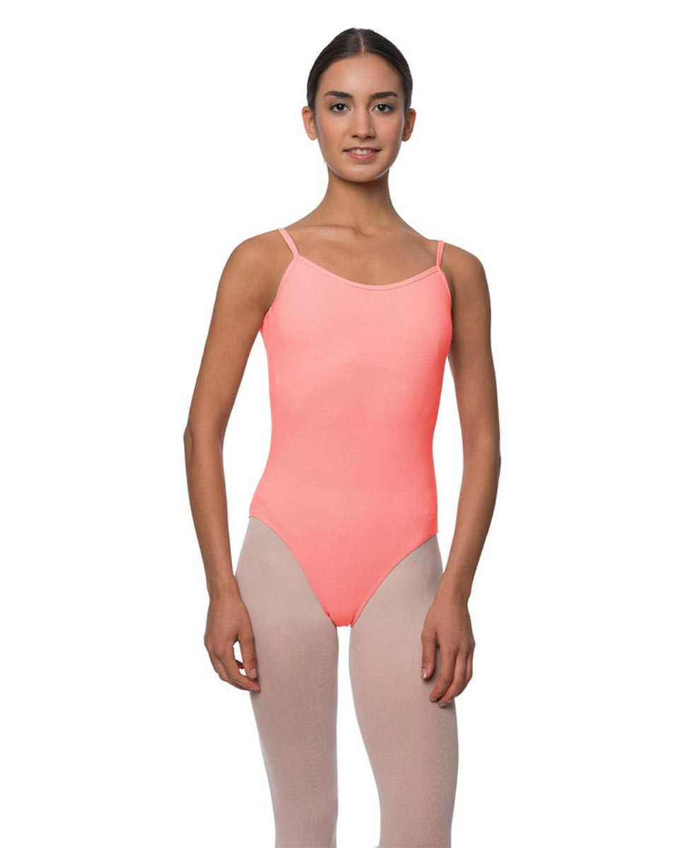 Adults Velvety Camisole Ballet Leotard Lily PEAC