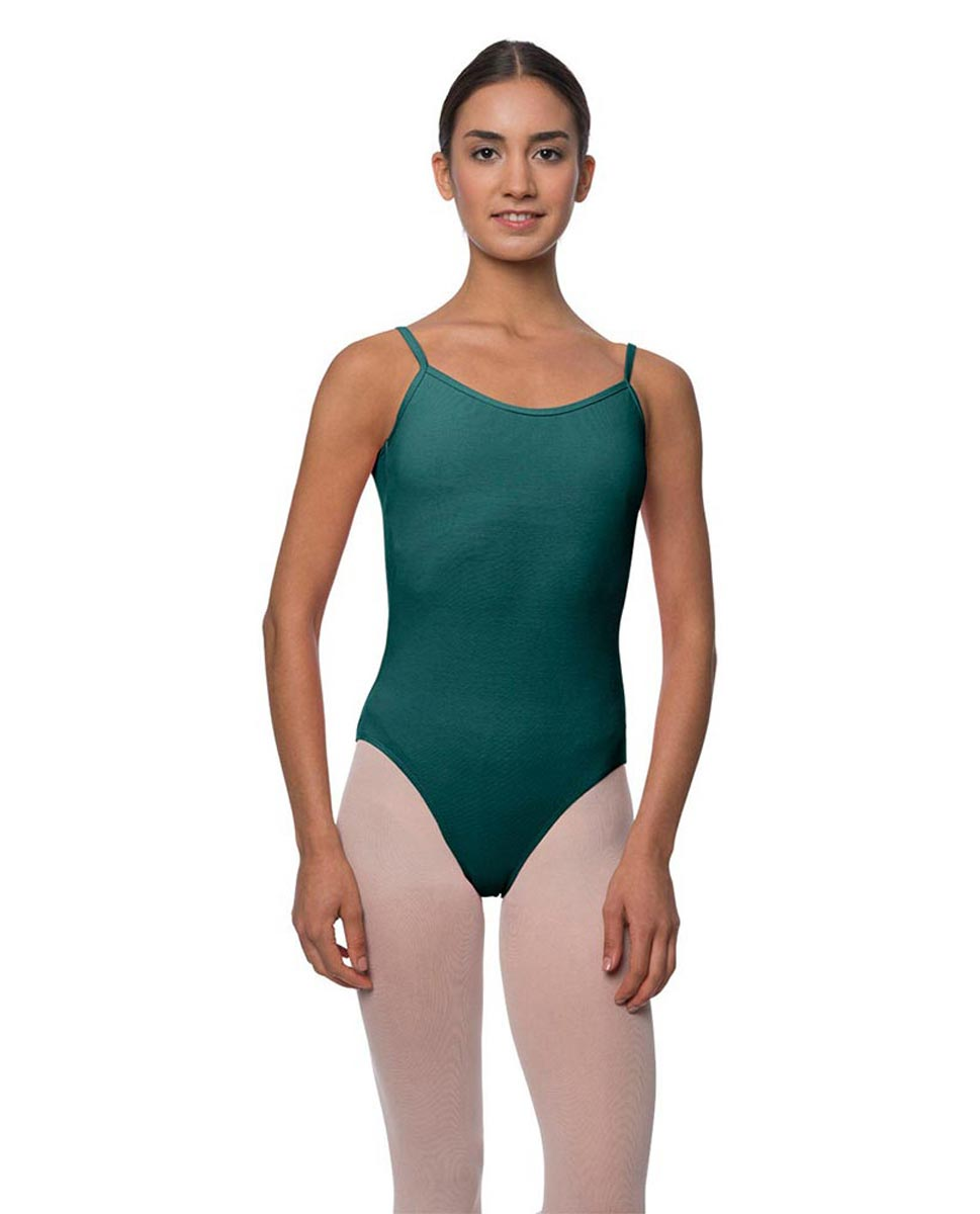 Adults Velvety Camisole Ballet Leotard Lily TEA