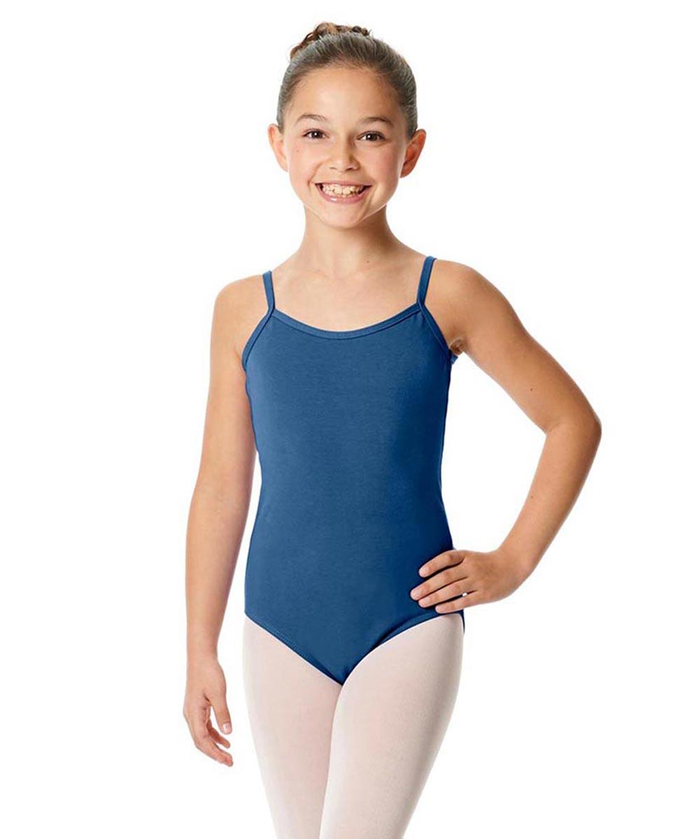 Child Camisole Dance Leotard Lily BLUE