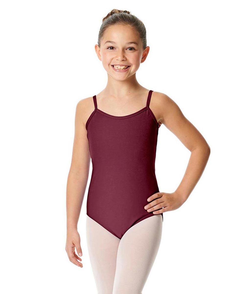 Child Camisole Dance Leotard Lily BUR