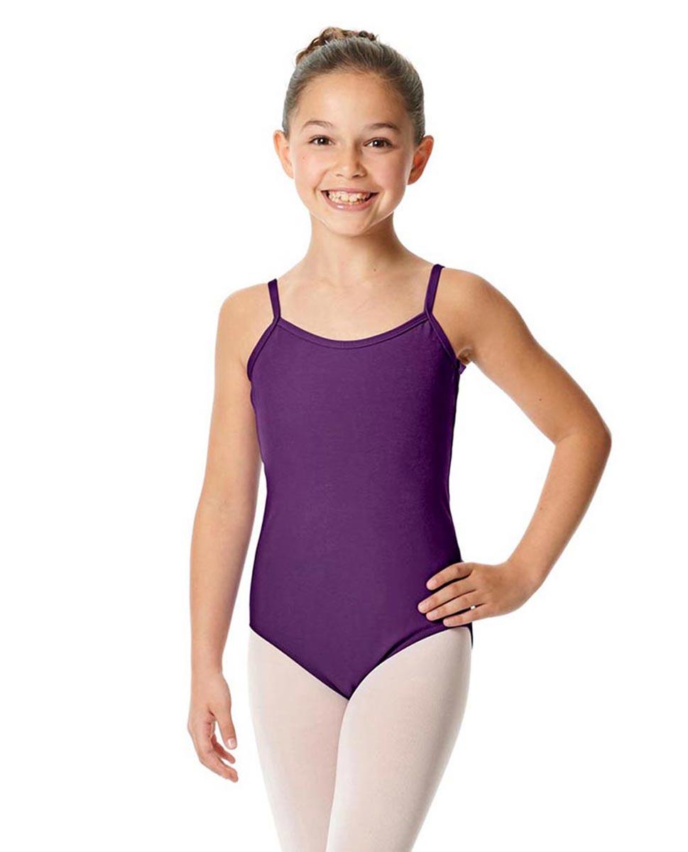 Child Camisole Dance Leotard Lily GRAP