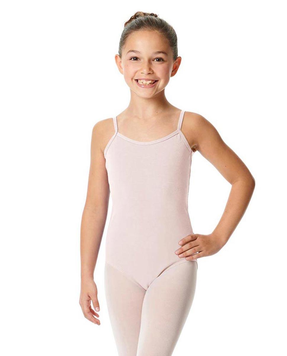 Child Camisole Dance Leotard Lily LPNK