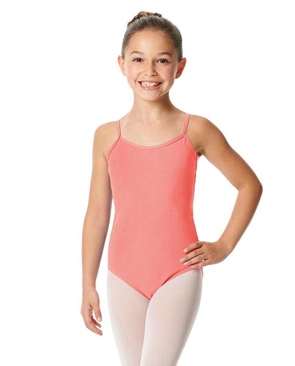 Child Camisole Dance Leotard Lily PEAC