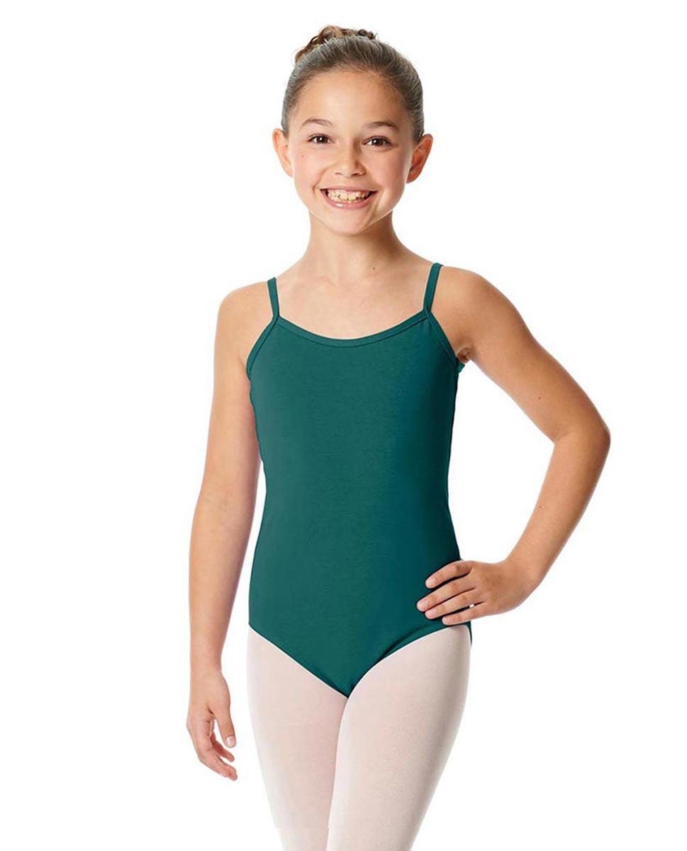 Child Camisole Dance Leotard Lily TEA