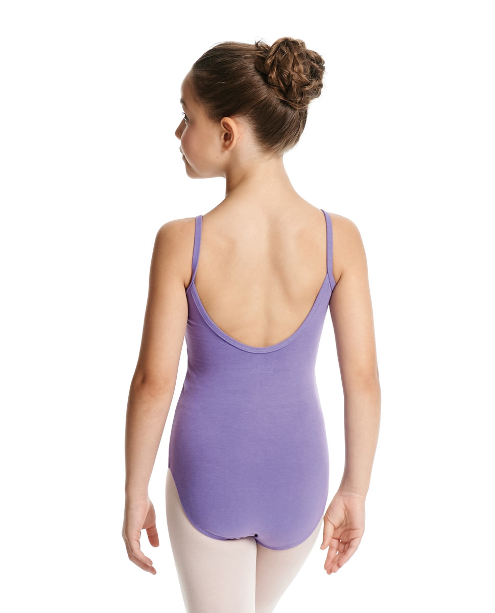 Child Camisole Dance Leotard Lily back