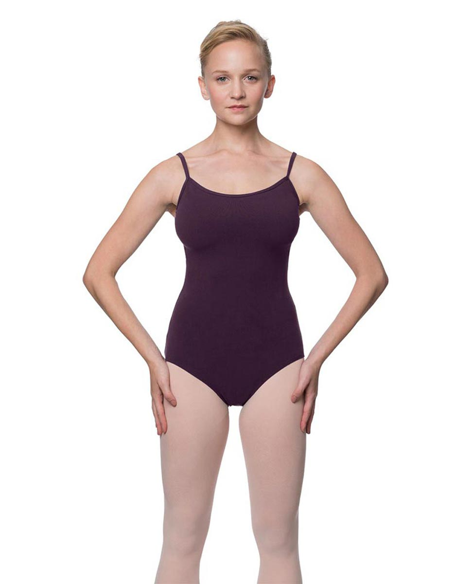 Womens Velvety Soft Camisole Ballet Leotard Lia AUB