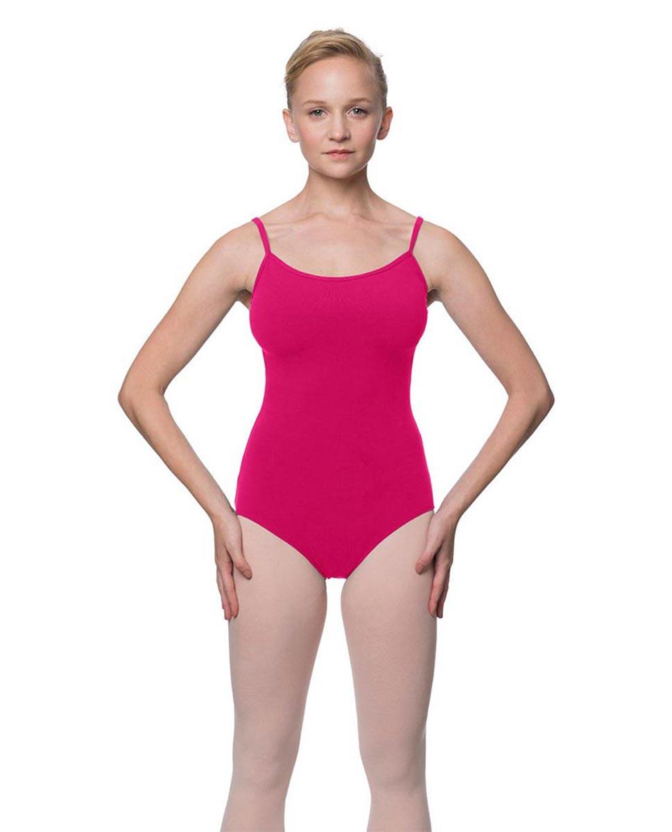 Womens Velvety Soft Camisole Ballet Leotard Lia FUC