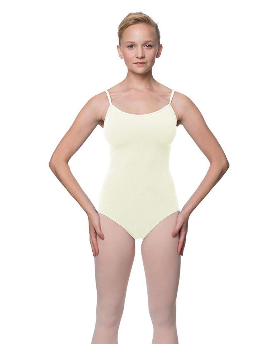 Womens Velvety Soft Camisole Ballet Leotard Lia IVOR