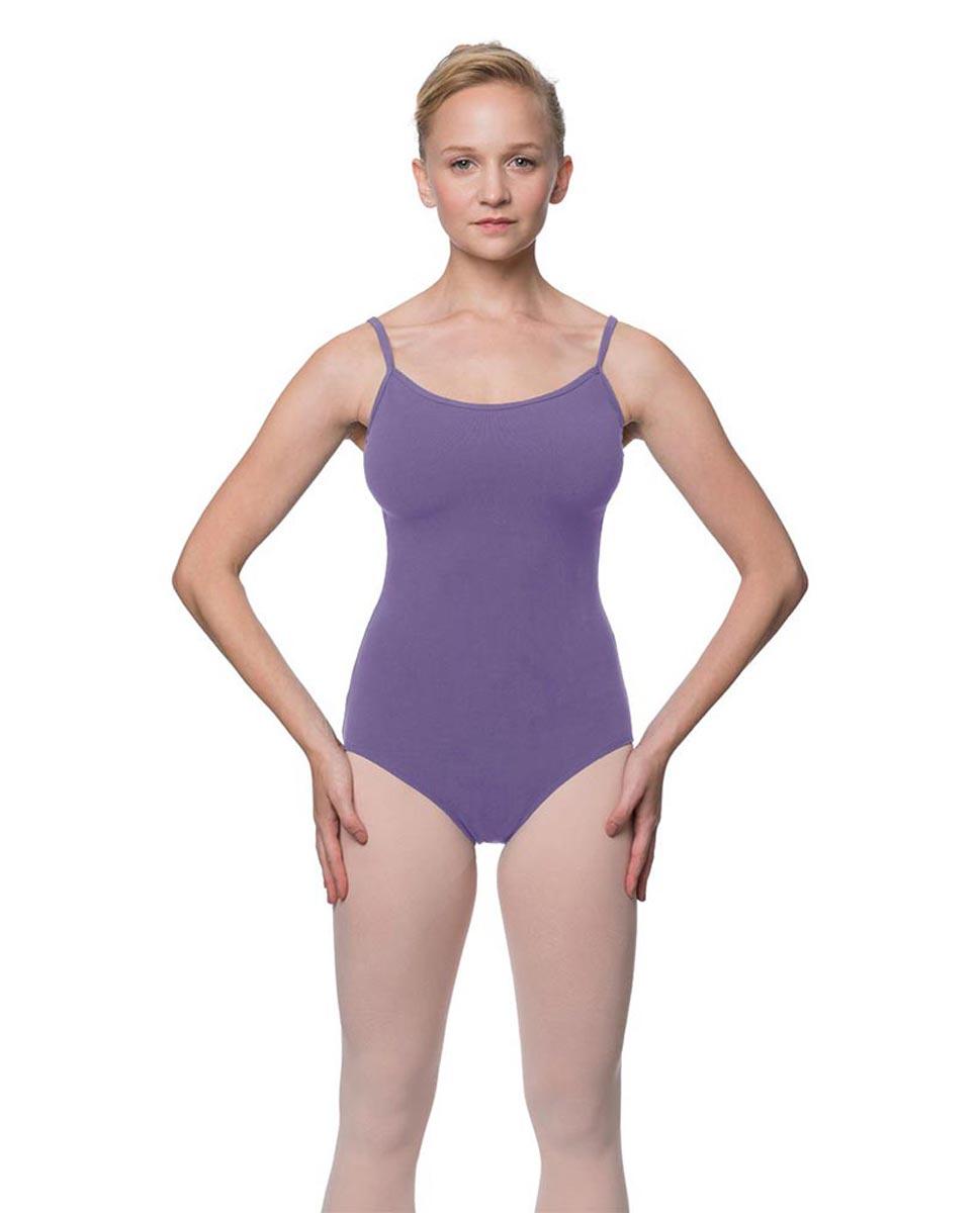 Womens Velvety Soft Camisole Ballet Leotard Lia LAV