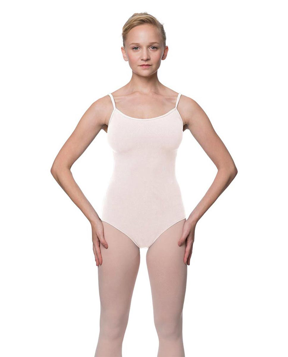 Womens Velvety Soft Camisole Ballet Leotard Lia LPNK