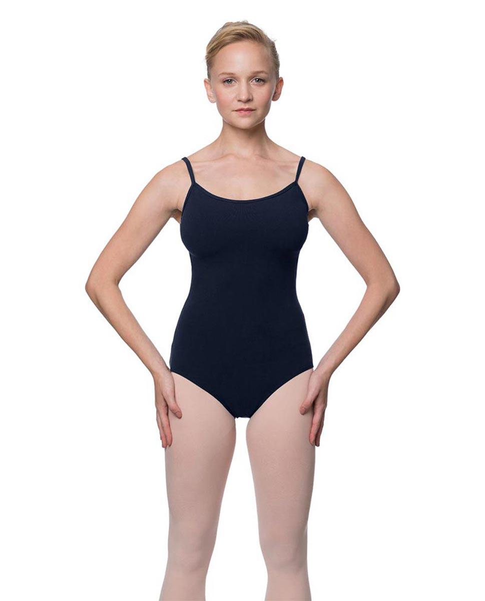 Womens Velvety Soft Camisole Ballet Leotard Lia NAY