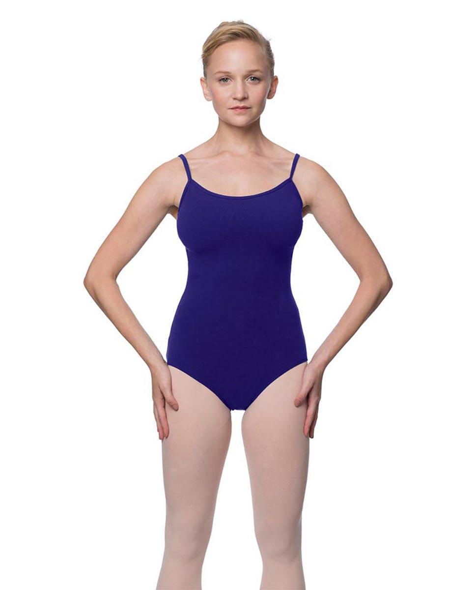 Womens Velvety Soft Camisole Ballet Leotard Lia ROY